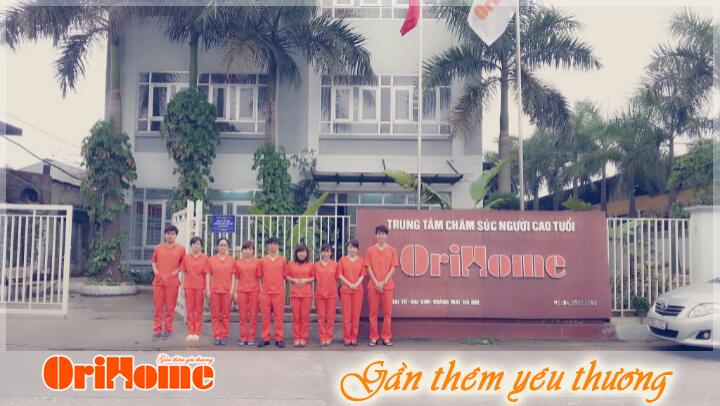 viện dưỡng lão OriHome